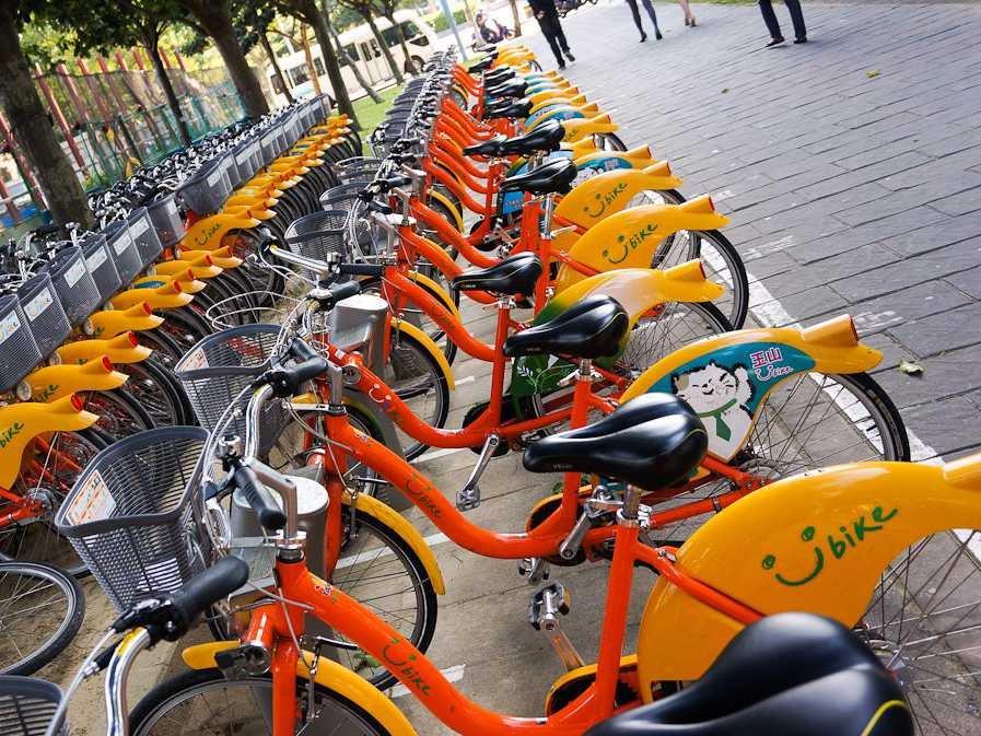 taiwan bike share